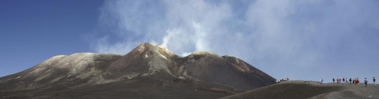 Les volcans de Sicile