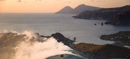 Vulcano Sicile