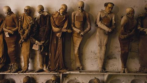 Catacombe des Capucins
