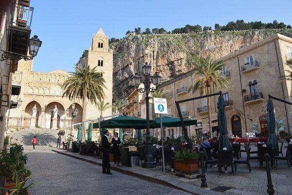 Cathedrale de Cefalu Sicile
