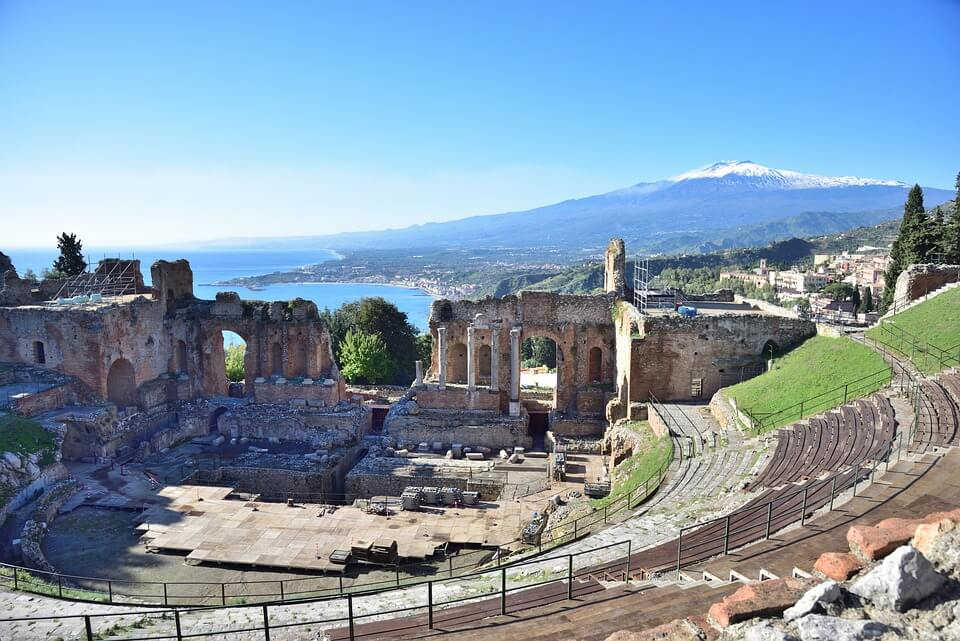 Theatre antique Taormina
