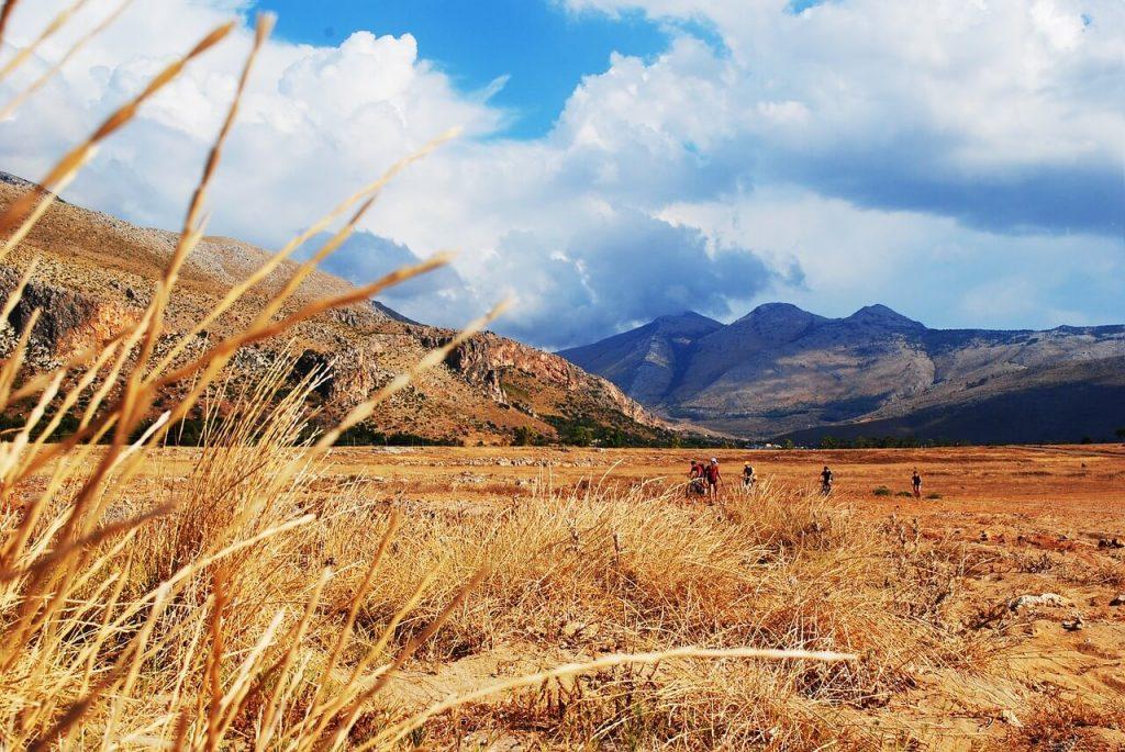 Plaines de Sicile