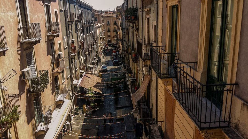 Rue Sicile